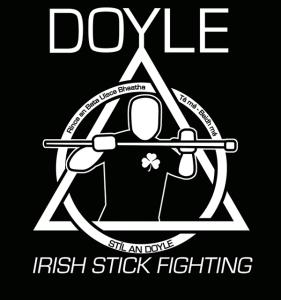 Doyle Irish Stick Fighting